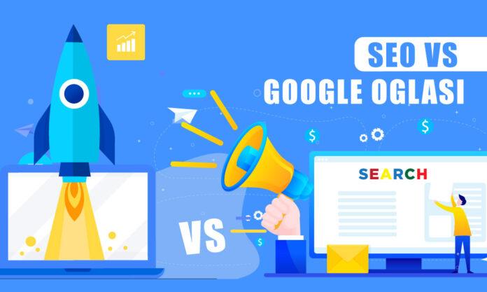 SEO ili Google plaćeni oglasi