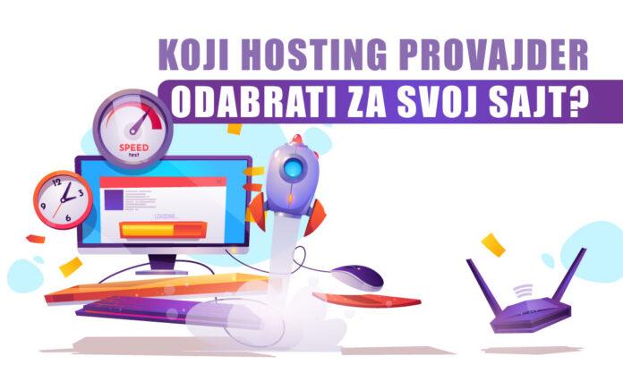 Koji hosting odabrati za svoj sajt