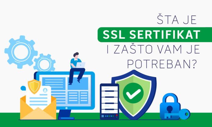 Šta je SSL sertifikat i zašto vam je potreban?
