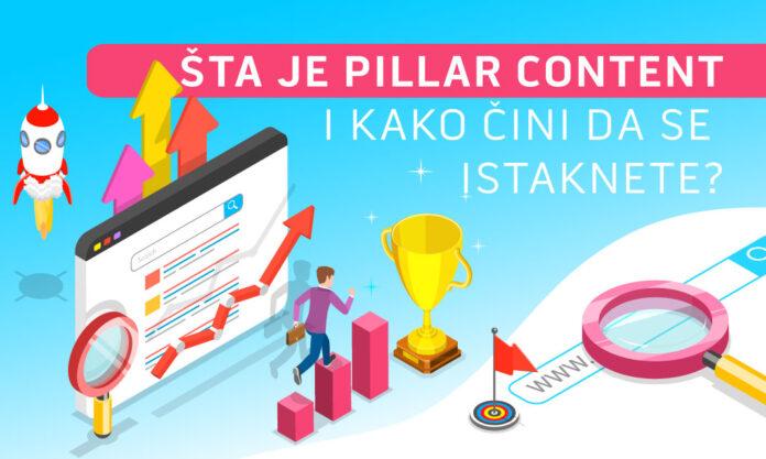 Šta je Pillar content i kako čini da se istaknete?